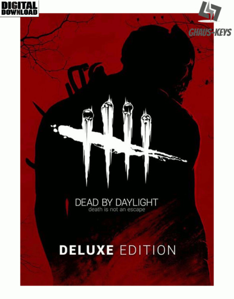 AllemagneDead by Daylight - Deluxe Edition Steam  Key Digital Code [DE] [EU] PC