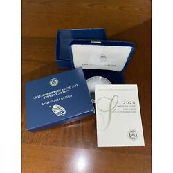 Kyпить 10 2020 American Silver Eagle Proof Boxes, Capsule and Coa  No Coins на еВаy.соm