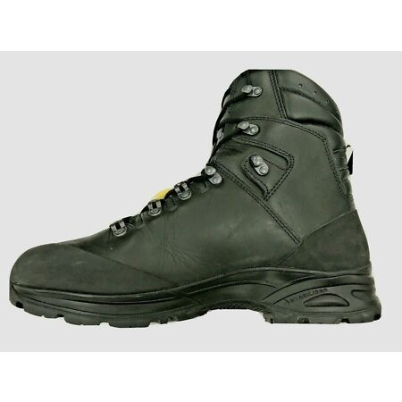 img-Haix Combat Gore-Tex Black Leather Boots SF German Army Issue *Superior Grade*