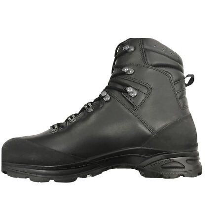 img-Haix Combat Gore-Tex Black Leather Boots SF German Army Issue New / Nearly New