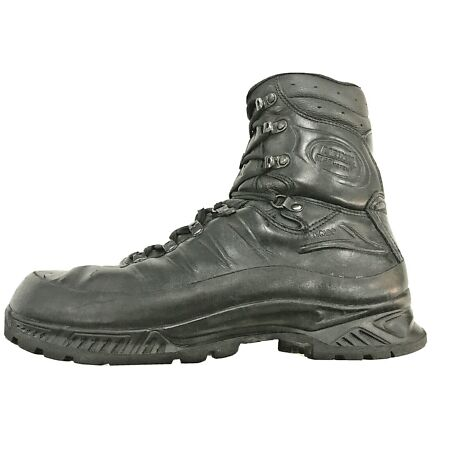img-Meindl SF Combat Goretex Black Mountain Boot German Army *Grade 1*