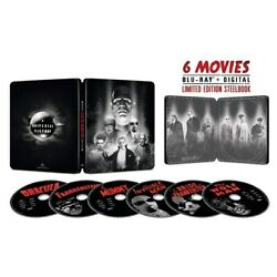 Universal Classic Monsters Collection Blu-ray  NEW
