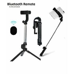 Kyпить Selfie Stick Tripod Desktop Stand For iPhone Samsung Wireless Bluetooth Remote на еВаy.соm