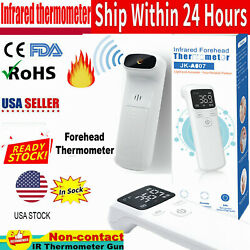 Kyпить US Digital Non Contact Infrared Forehead Thermometer Adult/Baby Temperature Gun* на еВаy.соm