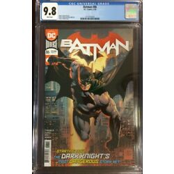 Kyпить ???????? BATMAN #86 -1ST TYNION BATMAN, 1ST PRINT CGC 9.8 ???????? на еВаy.соm