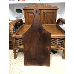 Kyпить Antique Lollipop Handle Bread/ Cutting Board на еВаy.соm