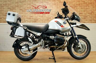 2002 02 BMW R1150 GS ADVENTURE