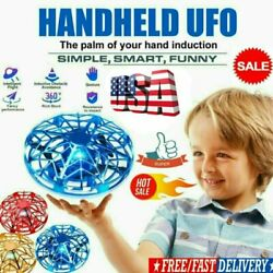 Kyпить Mini Drone Quad Induction Levitation UFO Flying Toy Hand-controlled Kids Gift US на еВаy.соm