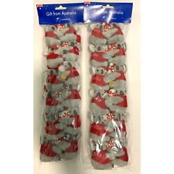 Kyпить 24x Australian Souvenir Koala Clip-on - Christmas Design на еВаy.соm