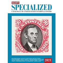 Kyпить 2021 Scott SPECIALIZED US STAMP Catalogue  - FREE PRIORITY MAIL IN TIME FOR XMAS на еВаy.соm