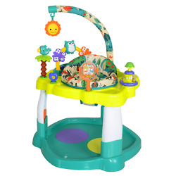 Kyпить BABY BOUNCER ACTIVITY Center Jumper with 360 Degree Rotating Seat Play Toy Bar на еВаy.соm