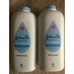 Kyпить Johnson's Baby Powder Aloe & Vitamin E Cornstarch 22 oz ea.- Pack of 2 на еВаy.соm