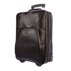 "Kyпить GHURKA Pontoon 22"" Brown Leather Carry On Luggage Suitcase Cavalier $2400 на еВаy.соm"