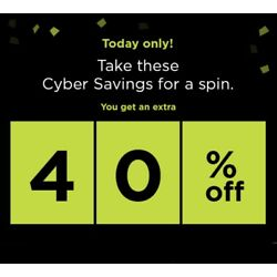 Kyпить Kohl's 40% Off Entire Purchase Code, Online Only, *Instant Delivery!* на еВаy.соm