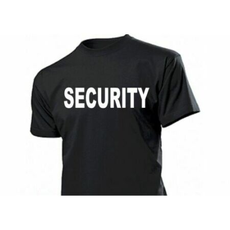img-Security T-Shirt Top GR S-XXL Security Service