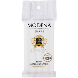 Kyпить New PADICO MODENA Air Dry Polymer Clay Modeling Clay 250g White from Japan на еВаy.соm
