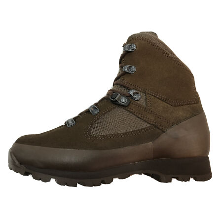 img-HAIX Desert Combat High Liability Defender Brown Army Boots Male #3263