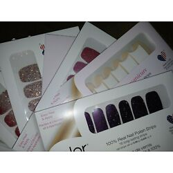 Kyпить Nail Polish Strips FREE Sample w/purchase of 2 Strips Authentic NIB Color Street на еВаy.соm