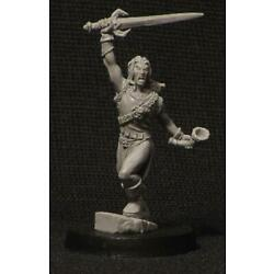 Brother Vinni Miniatures Elf Hero Armed With Sword