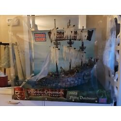 Kyпить MEGA BLOKS PIRATES OF THE CARIBBEAN FLYING DUTCHMAN 1029 rare, in display case на еВаy.соm