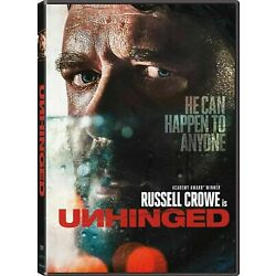 Kyпить UNHINGED (DVD,2020) NEW* Russell Crowe * Action, Thriller * FREE SHIPPING!!! на еВаy.соm