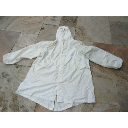 img-US Army Parka Field Overwhite M-1950 Fishtail Korea Winter Camo re-Enactment XL