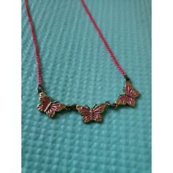 Kyпить Little Girls Stella & Dot Butterly Necklace  на еВаy.соm