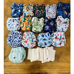 Kyпить smart bottoms cloth diapers Born Smart2.0 And Thirsties & Inserts ALL BRAND NEW на еВаy.соm