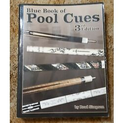 Kyпить Blue Book of Pool Cues, 3rd Edition by Brad Simpson (2005) Excellant Condition  на еВаy.соm