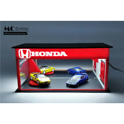 Kyпить MC Hobby 1:64 Acrylic Led Lighting Diorama Showrooms Honda Finished на еВаy.соm