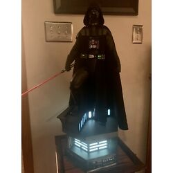 Kyпить Sideshow premium format Lord of the Sith Darth Vader 1/4 Scale Statue на еВаy.соm