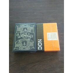 Kyпить Winterberry Playing Cards & NOC. Orange Deck (sealed) на еВаy.соm