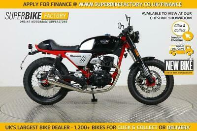 2020 HANWAY HC 125CC - BUY ONLINE, CONTACTLESS NATIONWIDE DELIVERY