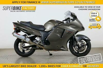1997 R HONDA CBR1100XX SUPER BLACKBIRD - PART EX YOUR BIKE