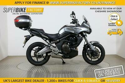 2009 59 KAWASAKI VERSYS 650 - PART EX YOUR BIKE -