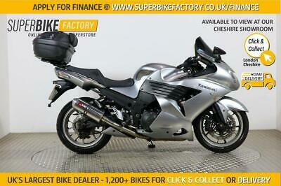 2009 09 KAWASAKI ZZR1400 ABS - BUY ONLINE 24 HOURS A DAY