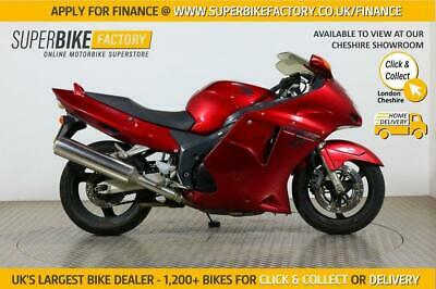 1998 R HONDA CBR1100XX SUPER BLACKBIRD - PART EX YOUR BIKE