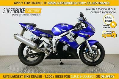 2002 02 YAMAHA R6 - BUY ONLINE 24 HOURS A DAY