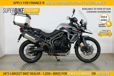 2017 67 TRIUMPH TIGER 800 XCX LOW - BUY ONLINE 24 HOURS A DAY