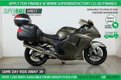 1998 S HONDA CBR1100XX SUPER BLACKBIRD PART EX YOUR BIKE