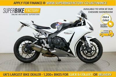 2012 61 HONDA CBR1000RR FIREBLADE - PART EX YOUR BIKE