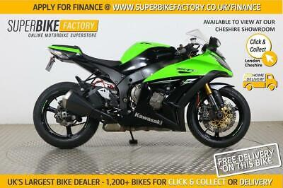2015 15 KAWASAKI ZX-10R JFF - ALL TYPES OF CREDIT ACCEPTED