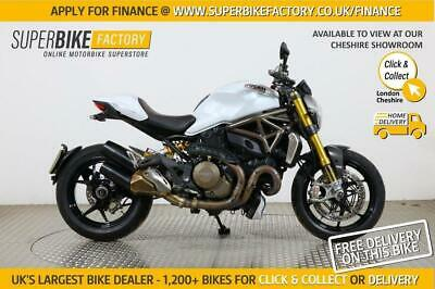 2014 14 DUCATI MONSTER 1200 S - PART EX YOUR BIKE