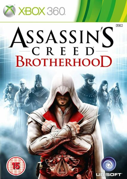 Mülheim,DeutschlandXbox 360 Spiel Assassin's Creed Brotherhood Xbox One kompatibel NEUWARE