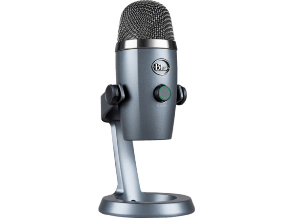 Oldenburg,DeutschlandBLUE MICROPHONES Yeti Nano Premium USB Mikrofon Shadow Grey