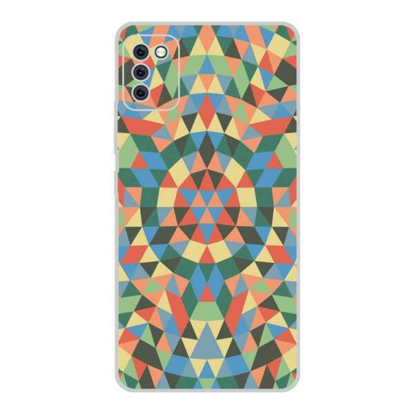 SpanienCase Cover  014 Drawing Design for CUBOT NOTE 7 TPU Gel Silicone