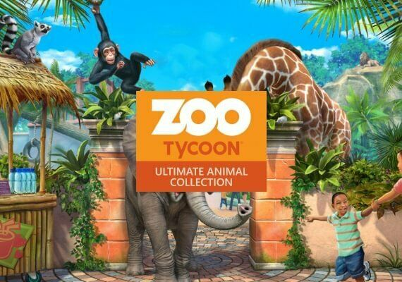 GroßbritannienZoo Tycoon: Ultimate Animal Collection  Free PC KEY Download (Steam)
