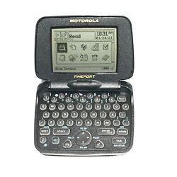 Kyпить Vintage Motorola TIMEPORT p935 Pagewriter 2000x Two Way Pager на еВаy.соm