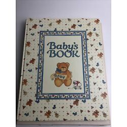 Kyпить Vintage Baby Book LUCY RIGGS Bears With  Box 1986 C.R. Gibson NOS на еВаy.соm