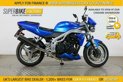 2002 02 TRIUMPH SPEED TRIPLE 955I BUY ONLINE 24 HOURS A DAY